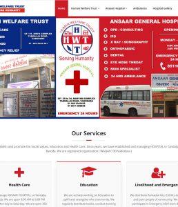 Human Welfare Trust